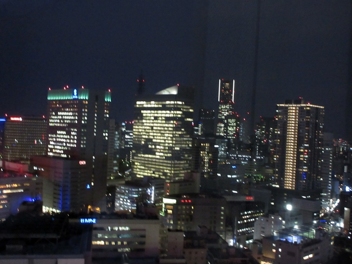 【横浜ベイシェラトン】カクテルタイム【シェラトンクラブ】_b0009849_1647945.jpg