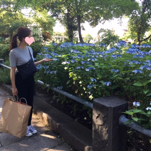 YOKOHAMA @山下公園 お天気に恵まれて♪_a0165160_17194973.jpg