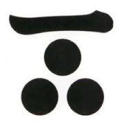 真鍋ノート オリオン三ツ星の和名 三次星 毛利家家紋にオリオンの三星_c0222861_20105286.png