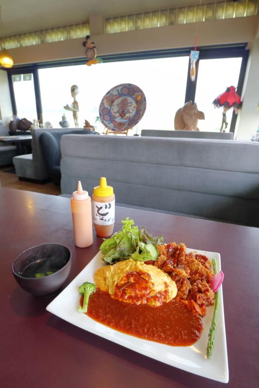 れストラン ゆず庵で、No.1メニューを食べる_a0077663_13534967.jpg