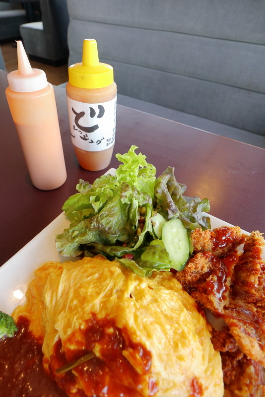 れストラン ゆず庵で、No.1メニューを食べる_a0077663_13540717.jpg