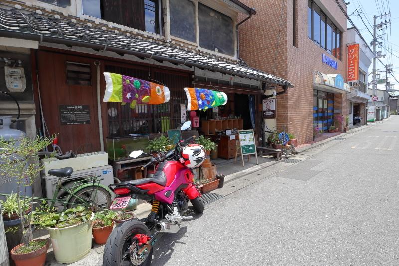 食堂 フライパンは、ザ・昭和!!_a0077663_15503239.jpg