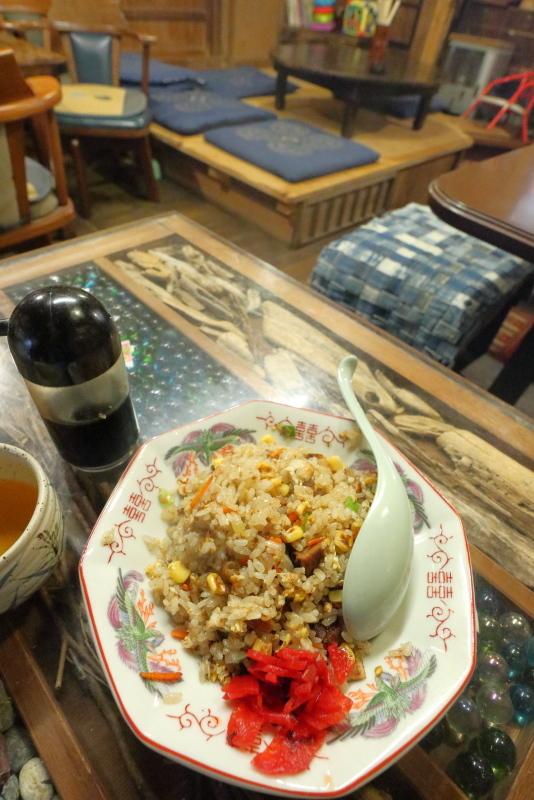 食堂 フライパンは、ザ・昭和!!_a0077663_15503386.jpg