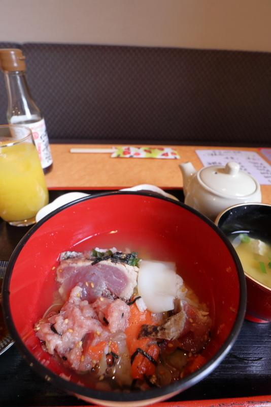 食べ飲み処 花火で、ひしお丼_a0077663_17215120.jpg