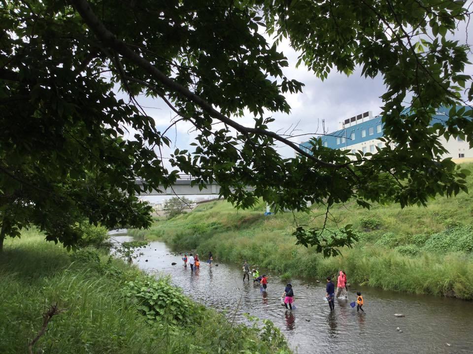 2019年6月16日(日)かわあそびの家&水辺の歌づくり+かわのまちアクション_c0091679_10134033.jpg