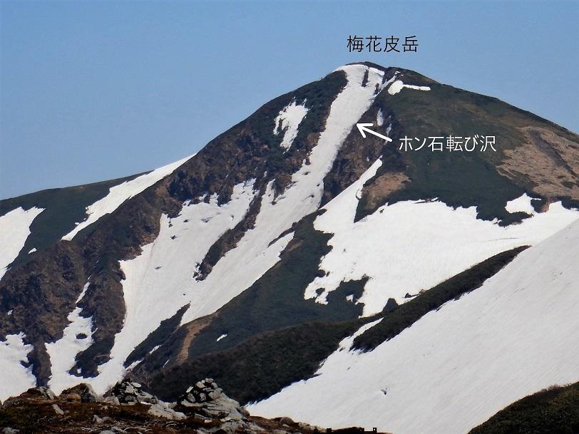 飯豊・門内沢 ~ 2019年5月25日_f0170180_17204834.jpg