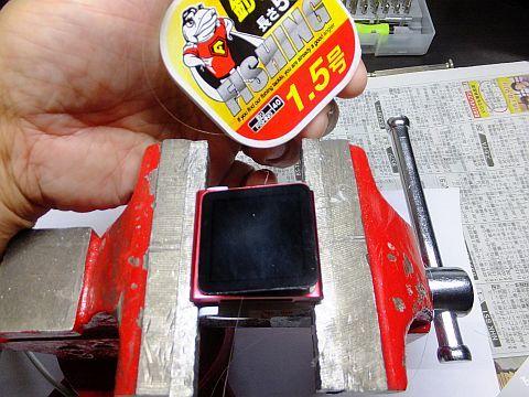 iPod nano 第6世代 スイッチ修理_e0146484_10525608.jpg