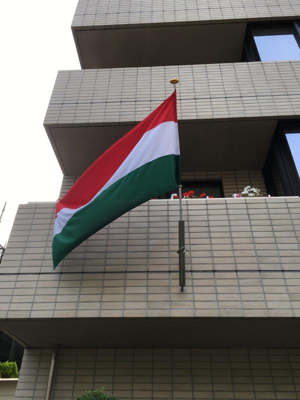 ハンガリー大使館公邸へ_c0195496_21393087.jpg