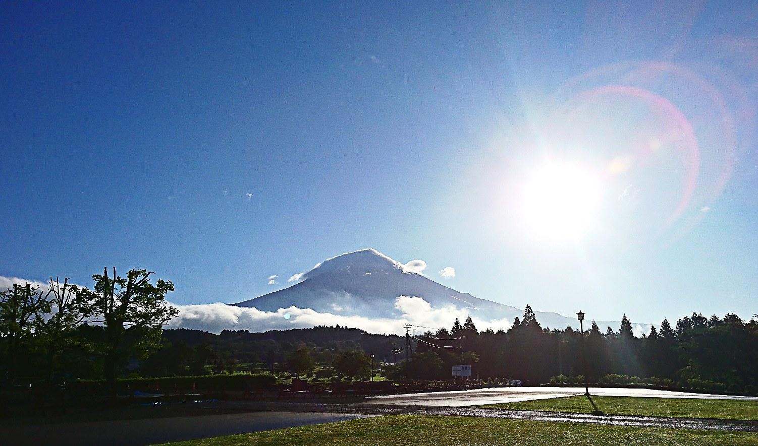 雨上がりの富士山_b0083801_07430692.jpg