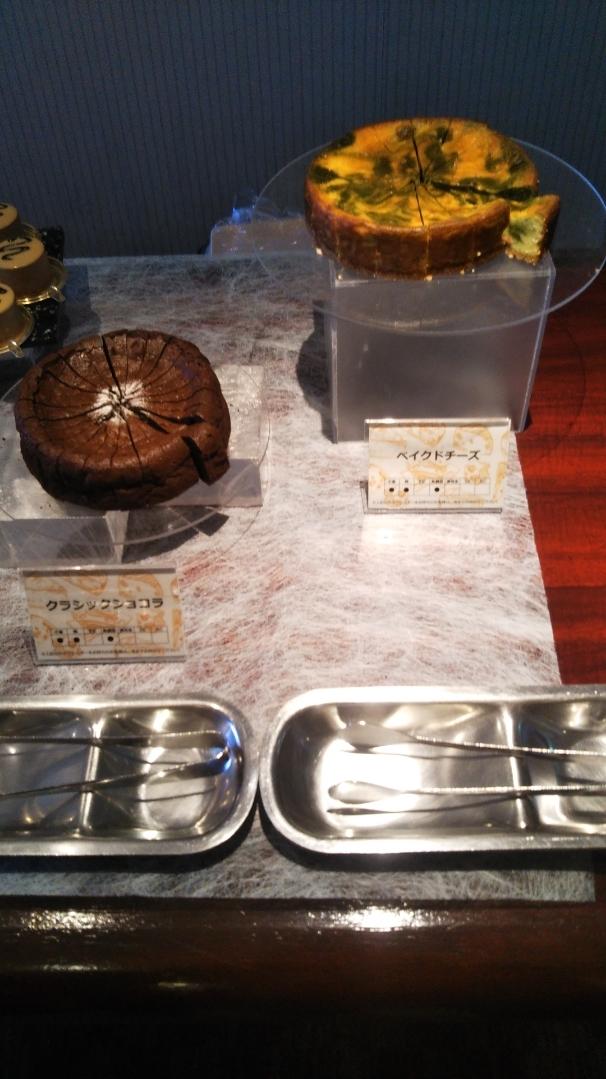 川崎日航ホテル 夜間飛行 チーズスイーツブッフェ_f0076001_23084861.jpg