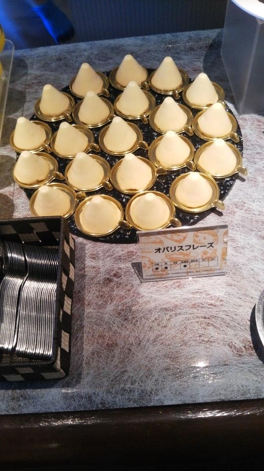 川崎日航ホテル 夜間飛行 チーズスイーツブッフェ_f0076001_23094153.jpg