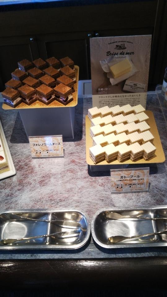 川崎日航ホテル 夜間飛行 チーズスイーツブッフェ_f0076001_23101290.jpg