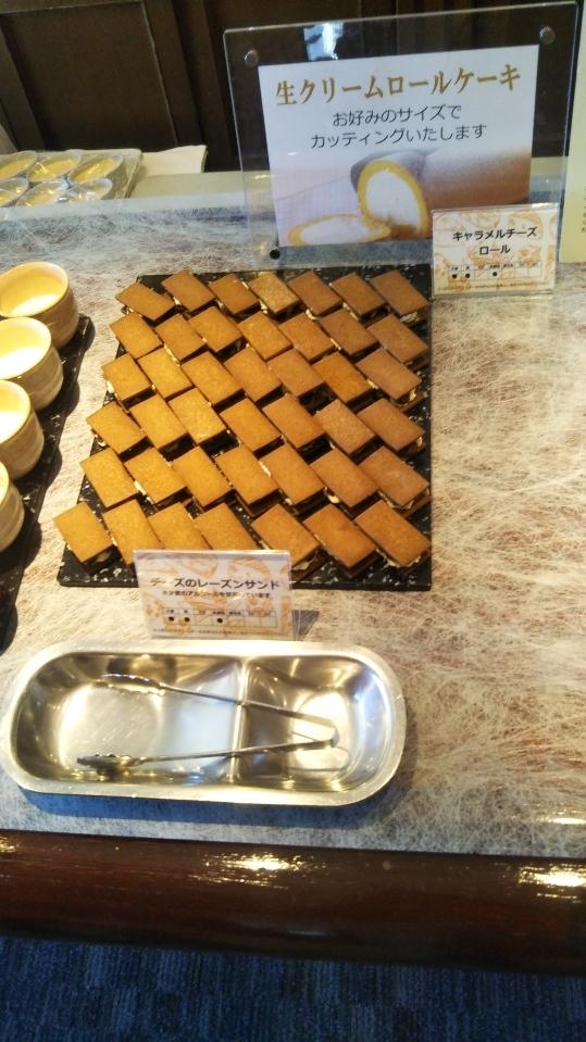 川崎日航ホテル 夜間飛行 チーズスイーツブッフェ_f0076001_23120863.jpg