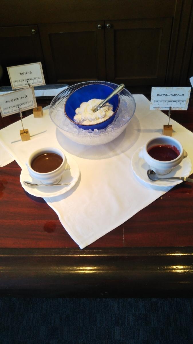 川崎日航ホテル 夜間飛行 チーズスイーツブッフェ_f0076001_23155861.jpg