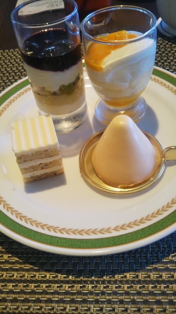 川崎日航ホテル 夜間飛行 チーズスイーツブッフェ_f0076001_23201418.jpg