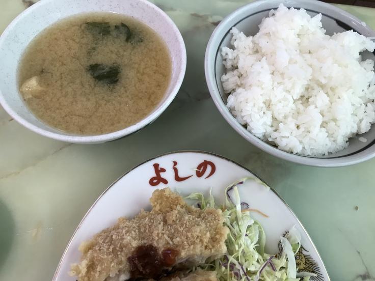 よしの食堂 @ 橋本  (\'◇\')ゞ いよいよキタよ!!_c0212604_150076.jpg