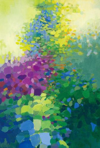 木下かおり 展 「ひかりのつぶがおどる、かたすみで咲く」_c0192615_09430552.jpeg