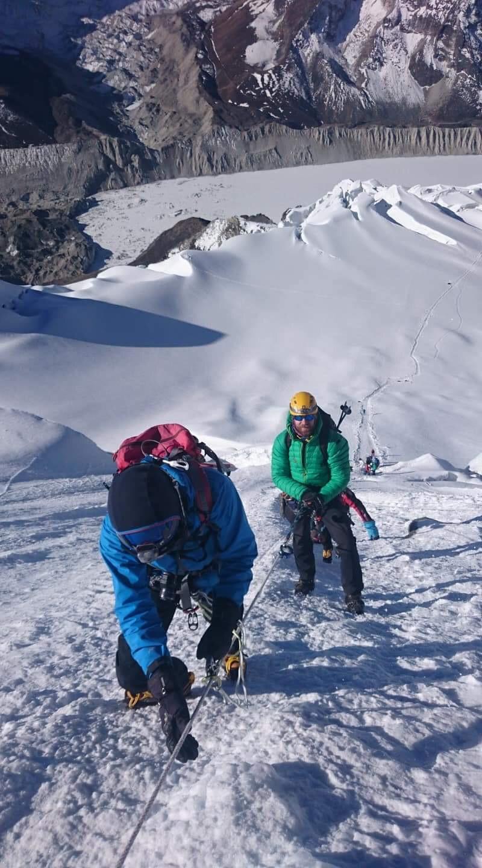 """2019年5月 『ヒマラヤピークトレッキング 4: アイランドピーク』May 2019 \""""Himalaya Peak Trekking 4: Island Peak\""""_c0219616_12424899.jpg"""