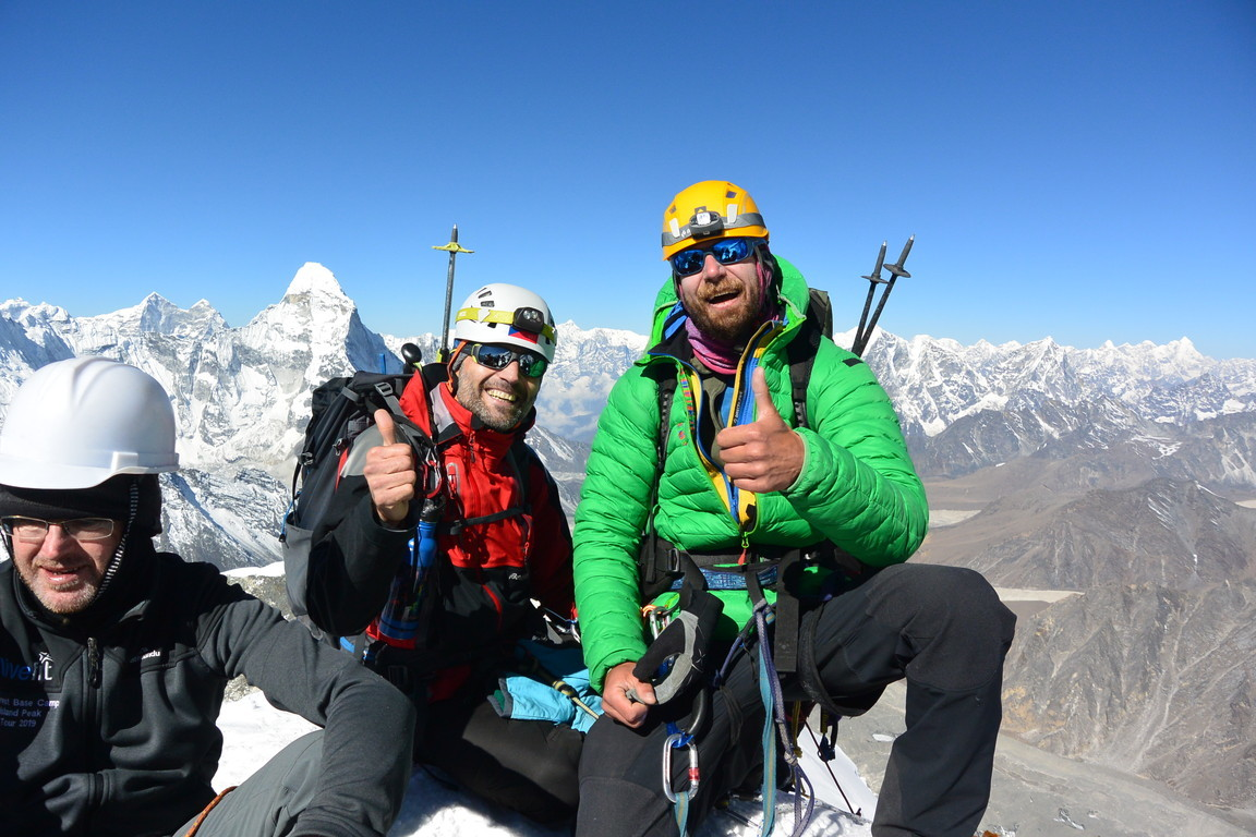 """2019年5月 『ヒマラヤピークトレッキング 4: アイランドピーク』May 2019 \""""Himalaya Peak Trekking 4: Island Peak\""""_c0219616_12450896.jpg"""