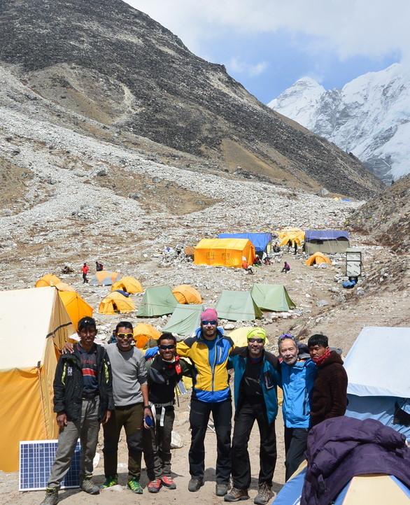 """2019年5月 『ヒマラヤピークトレッキング 4: アイランドピーク』May 2019 \""""Himalaya Peak Trekking 4: Island Peak\""""_c0219616_12482532.jpg"""