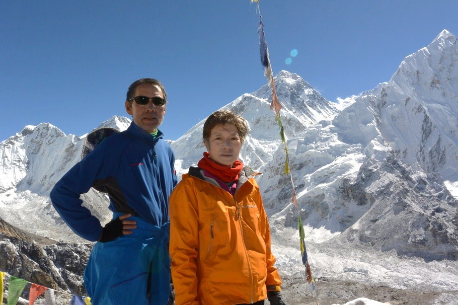 """2019年5月 『ヒマラヤピークトレッキング  5. カラ・パタール』 May 2019 \""""Himalaya Peak Trekking  5. Kala Patthar\""""_c0219616_13584252.jpg"""