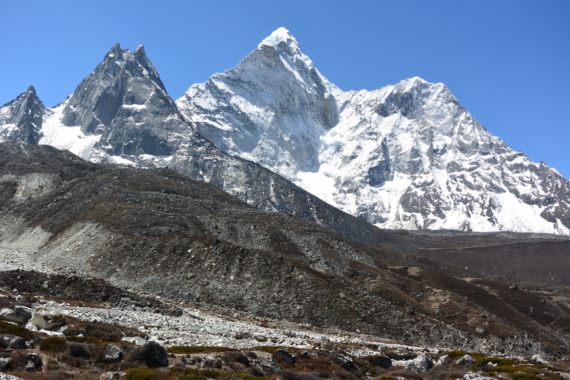 """2019年5月 『ヒマラヤピークトレッキング  5. カラ・パタール』 May 2019 \""""Himalaya Peak Trekking  5. Kala Patthar\""""_c0219616_14400253.jpg"""