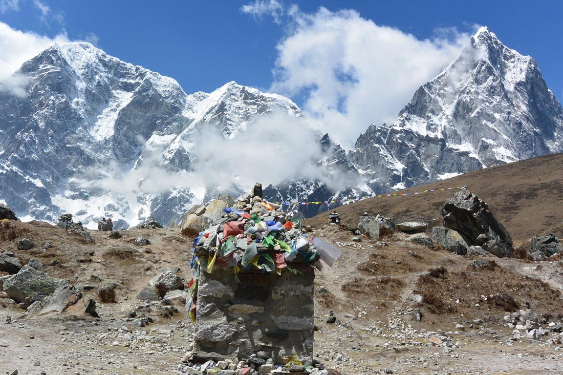 """2019年5月 『ヒマラヤピークトレッキング  5. カラ・パタール』 May 2019 \""""Himalaya Peak Trekking  5. Kala Patthar\""""_c0219616_14475159.jpg"""