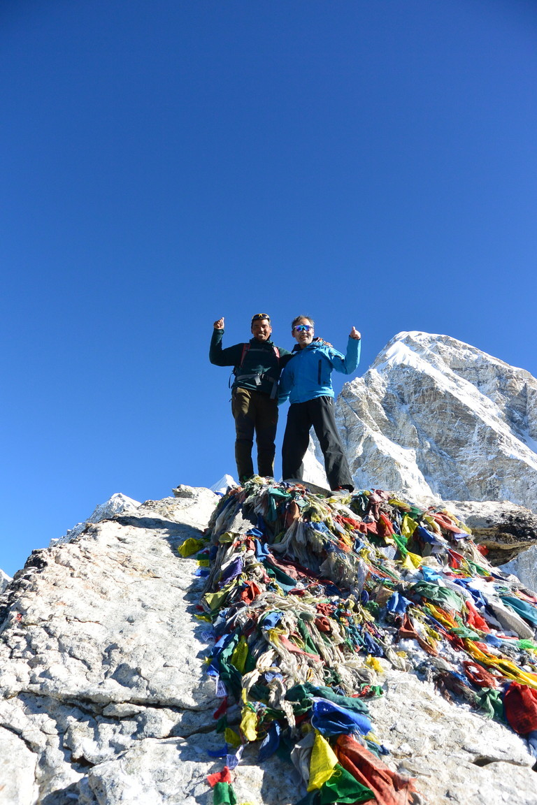 """2019年5月 『ヒマラヤピークトレッキング  5. カラ・パタール』 May 2019 \""""Himalaya Peak Trekking  5. Kala Patthar\""""_c0219616_15135627.jpg"""