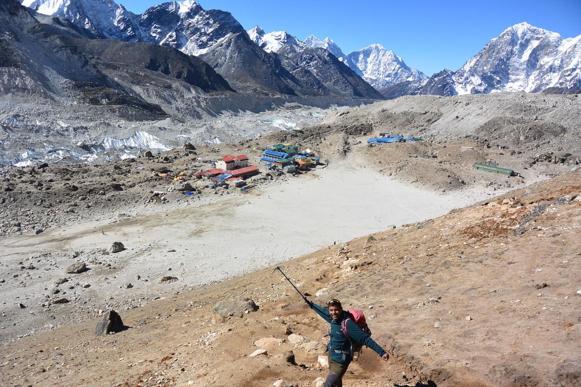 """2019年5月 『ヒマラヤピークトレッキング  5. カラ・パタール』 May 2019 \""""Himalaya Peak Trekking  5. Kala Patthar\""""_c0219616_15135761.jpg"""