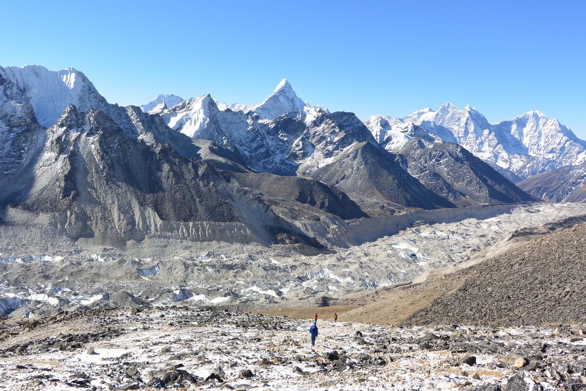 """2019年5月 『ヒマラヤピークトレッキング  5. カラ・パタール』 May 2019 \""""Himalaya Peak Trekking  5. Kala Patthar\""""_c0219616_15135797.jpg"""