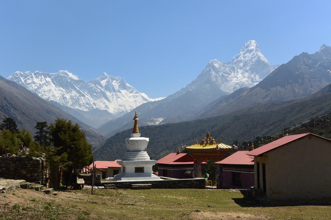 """2019年5月 『ヒマラヤピークトレッキング  5. カラ・パタール』 May 2019 \""""Himalaya Peak Trekking  5. Kala Patthar\""""_c0219616_15375289.jpg"""