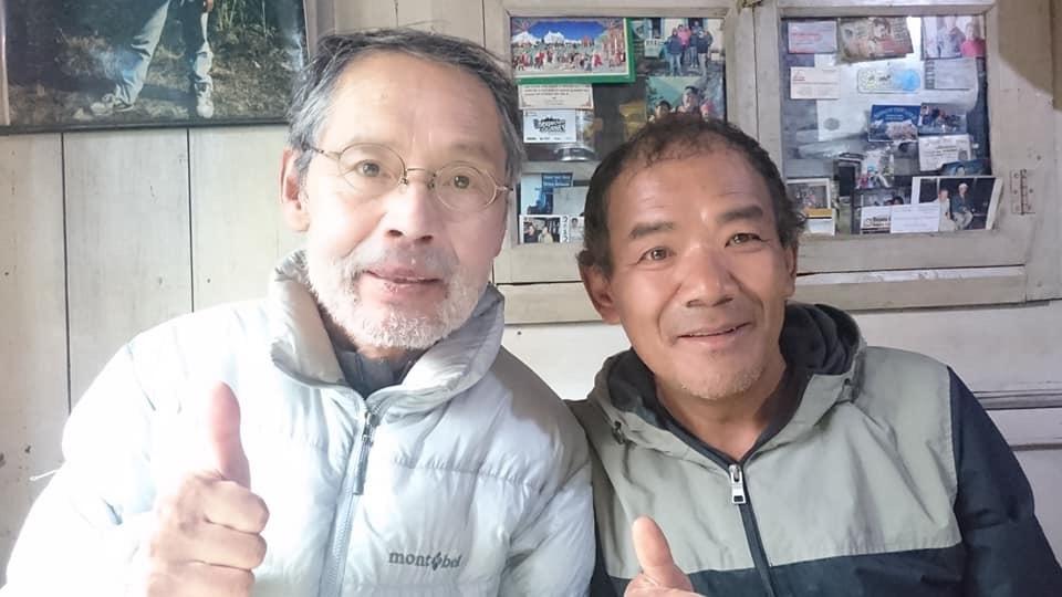 """2019年5月 『ヒマラヤピークトレッキング  5. カラ・パタール』 May 2019 \""""Himalaya Peak Trekking  5. Kala Patthar\""""_c0219616_15431050.jpg"""