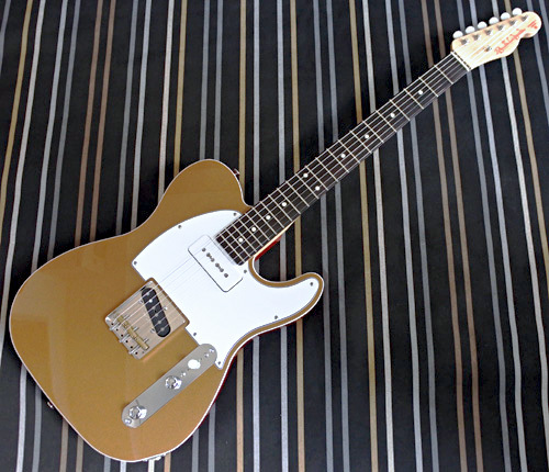 「Canyon Gold MetallicのStandard-T」4本目が完成です!_e0053731_16253709.jpg