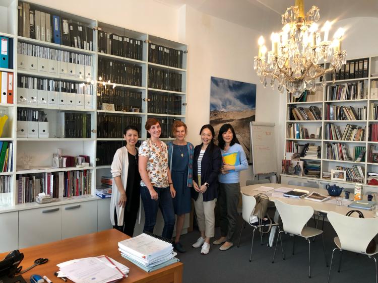オーストリア・ロースドルフ城 古伊万里再生プロジェクト 2019夏編_d0334837_09130138.jpg
