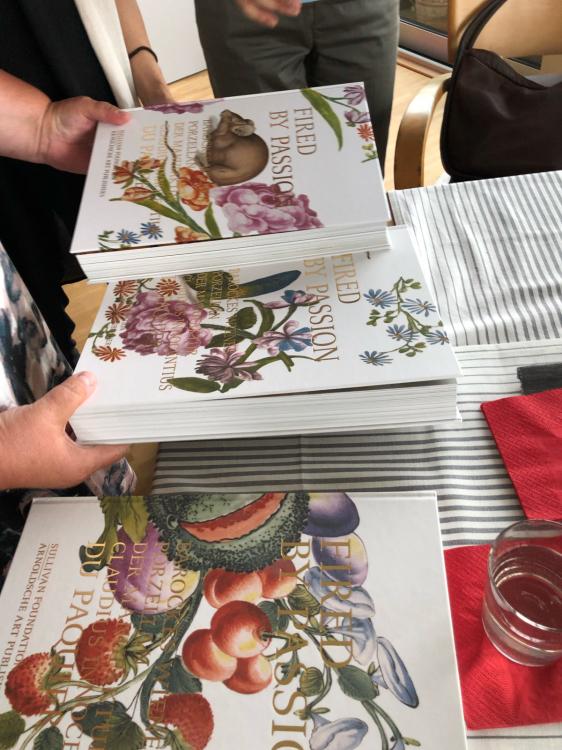 オーストリア・ロースドルフ城 古伊万里再生プロジェクト 2019夏編_d0334837_09164387.jpg