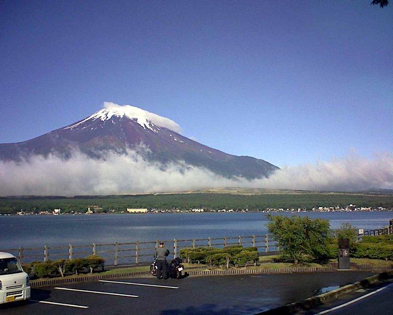 2019年6月16日 朝の富士山ライブカメラ_e0037849_07381175.jpg