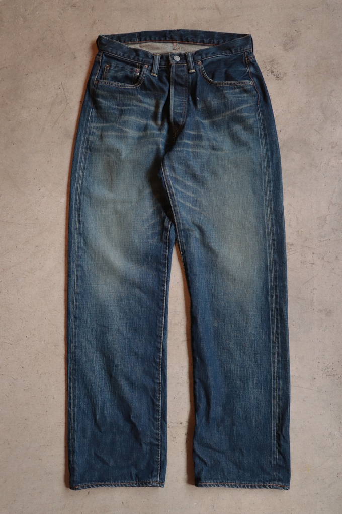 FULLCOUNT New Denim Pants _d0140452_1412519.jpg