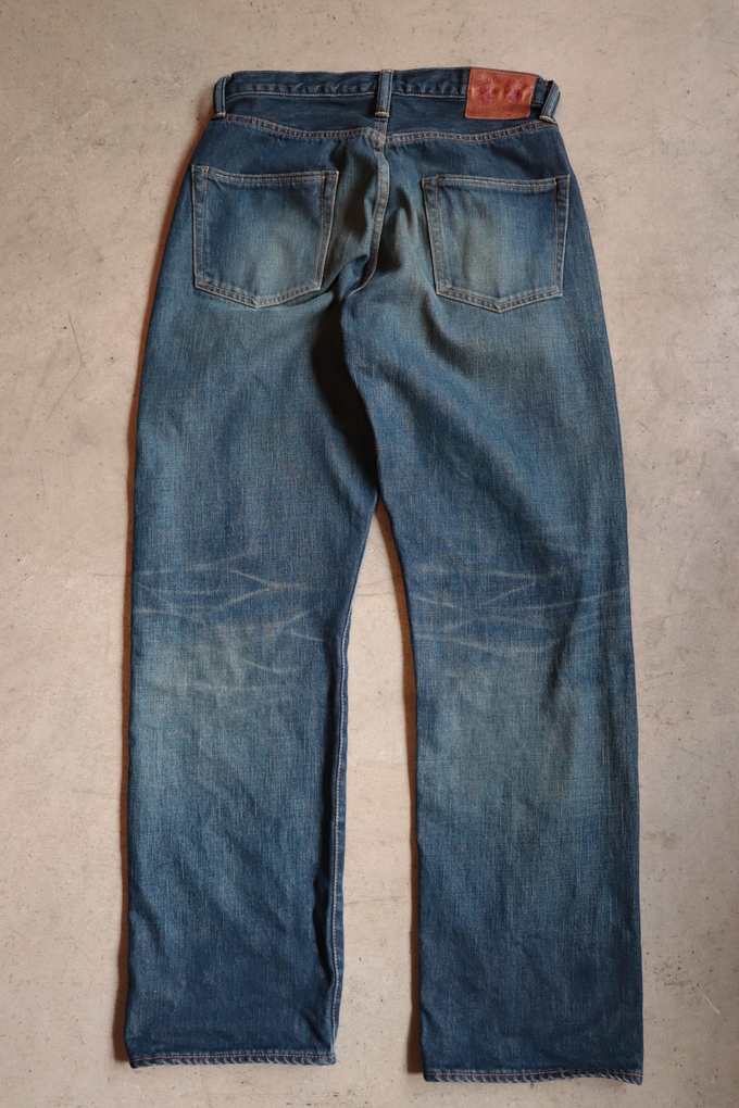 FULLCOUNT New Denim Pants _d0140452_1433898.jpg