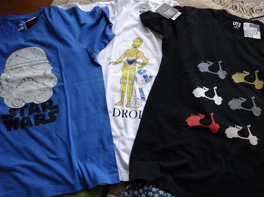 Tシャツのプレゼント_a0064474_11351713.jpg