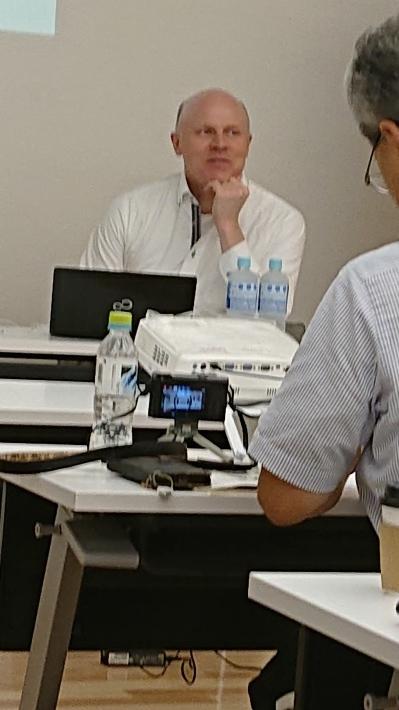 神戸から、新宿区立漱石山房記念館フラナガン氏講演会漱石、八雲、子規の「こころ」に迫る。_a0098174_22091998.jpg