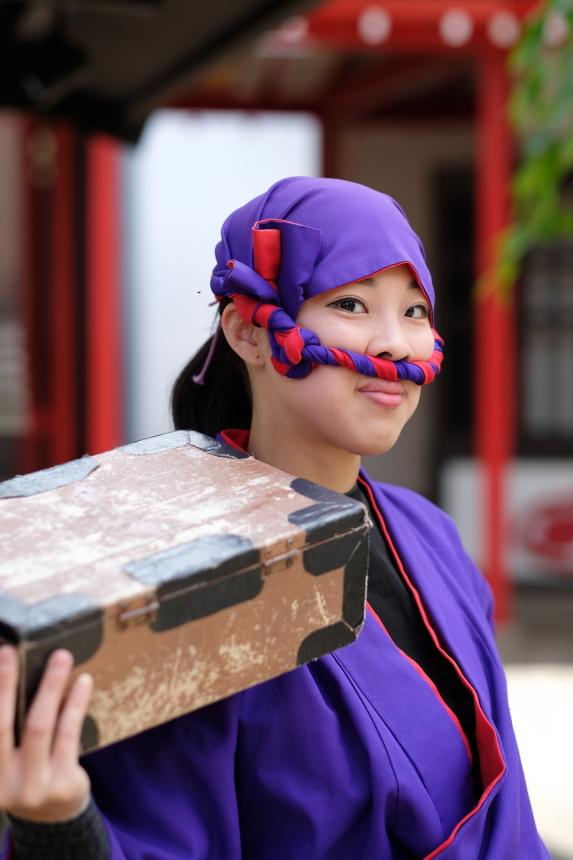 日光江戸村 <1> 女鼠小僧参上!! 2019・06・16_e0143883_19450861.jpg