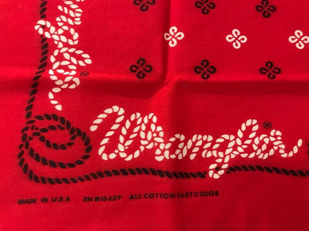 マグネッツ神戸店6/19(水)Accesorry&Bandanna入荷! #2 Vintage Bandanna!!!_c0078587_17103022.jpg
