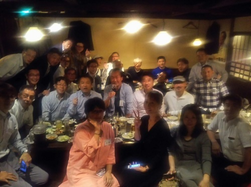 No.4298 6月16日(日):母校野球部の壮行会開催!_b0113993_09143894.jpg