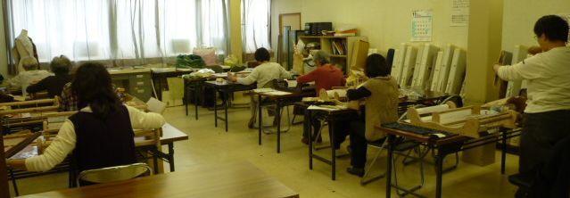 手織り教室(卓上手織り機)_d0156706_10253890.jpg