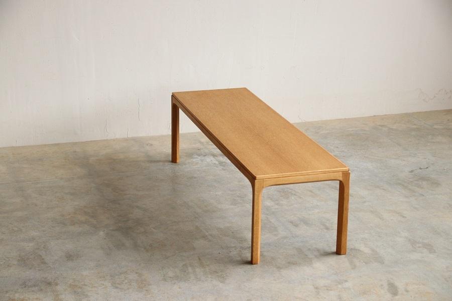 『鹿児島G様邸へ Aksel Kjersgaard Table(Oak)』_c0211307_12501452.jpg
