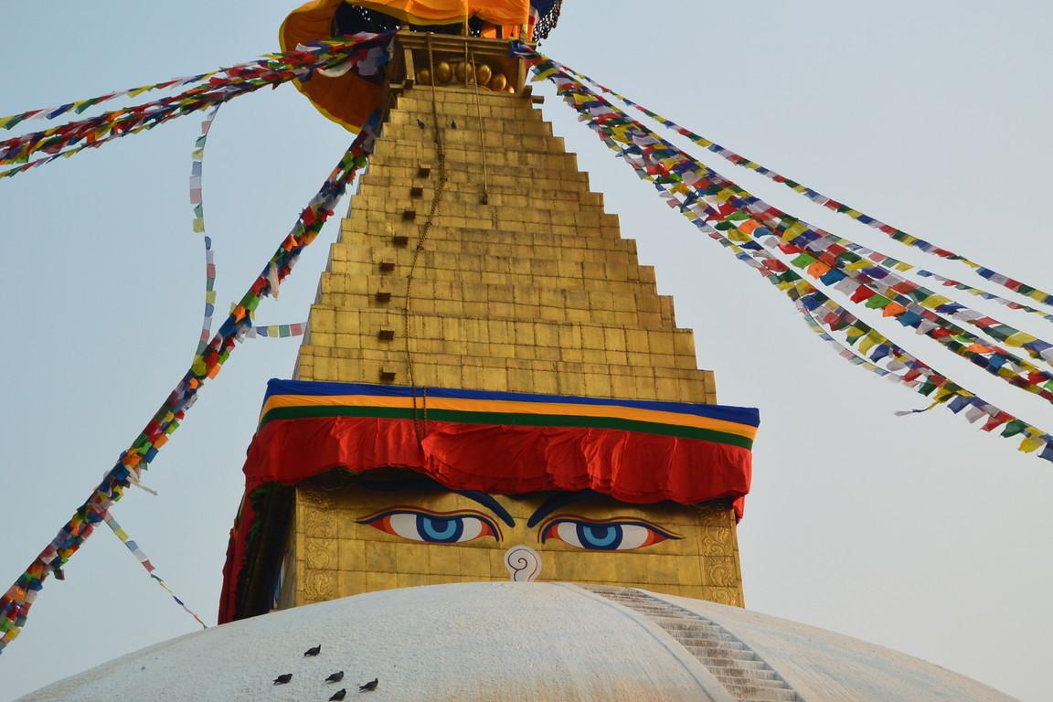 """2019年5月 『ヒマラヤピークトレッキング  6.最終章:祈りの時』 May 2019 \""""Himalaya Peak Trekking 6. The Final, Praying\""""_c0219616_21510325.jpg"""