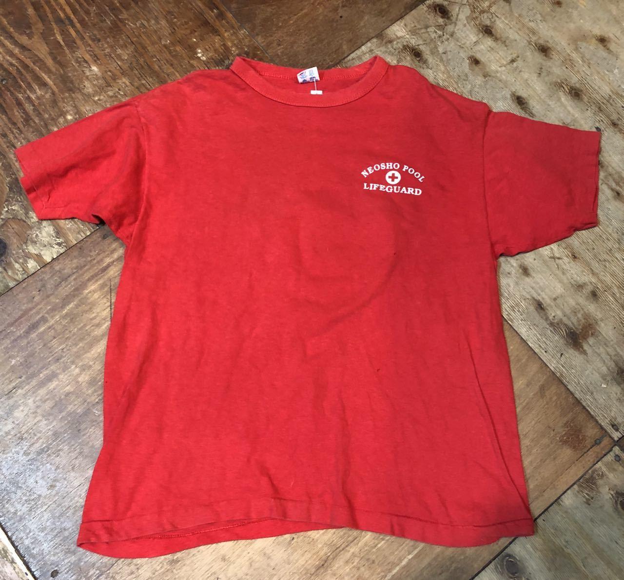 6月17日(月)入荷!80s チャンピオン トリコタグ バックプリント Tシャツ!_c0144020_13045595.jpg