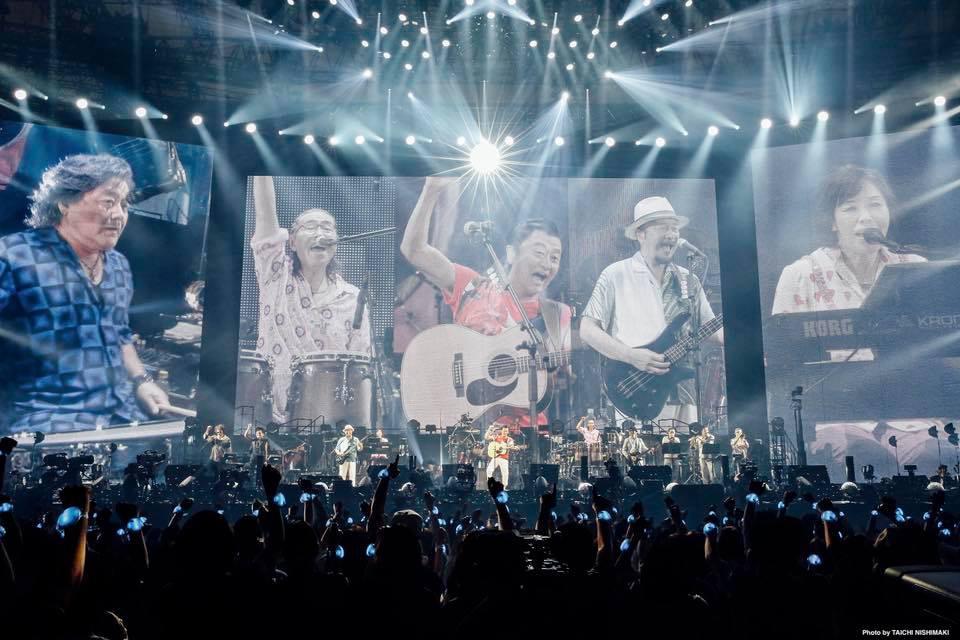 """サザンオールスターズ LIVE TOUR 2019 『""""キミは見てくれが悪いんだから、アホ丸出しでマイクを握ってろ!!""""だと!?ふざけるな!!』」ライブが昨晩の東京ドーム公演で幕を閉じた。_d0025421_14355362.jpg"""