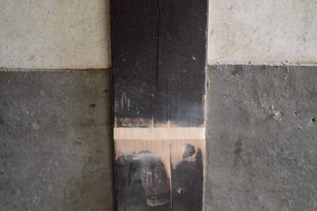 昔ながらの自然塗料で、古町家を手入れする②_d0227246_11434690.jpg