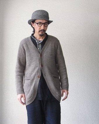11月の製作 / classic knit longcardigan_e0130546_14185090.jpg